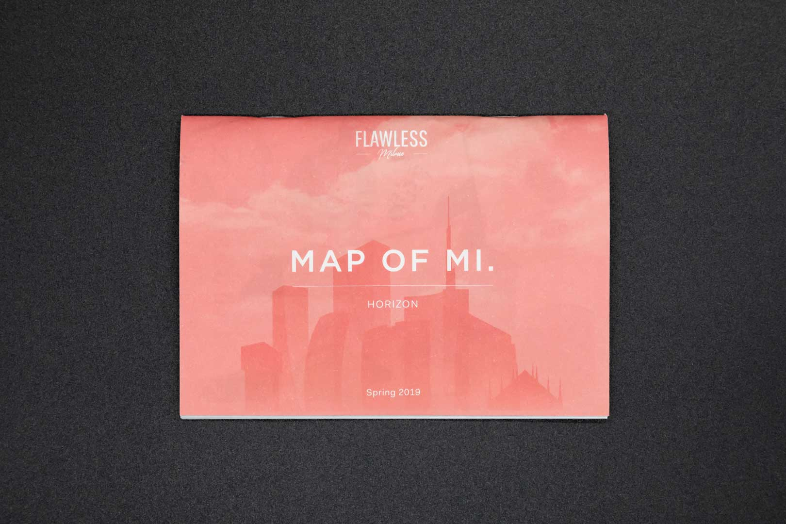 Map of Mi. Horizon Spring 2019 - Milano