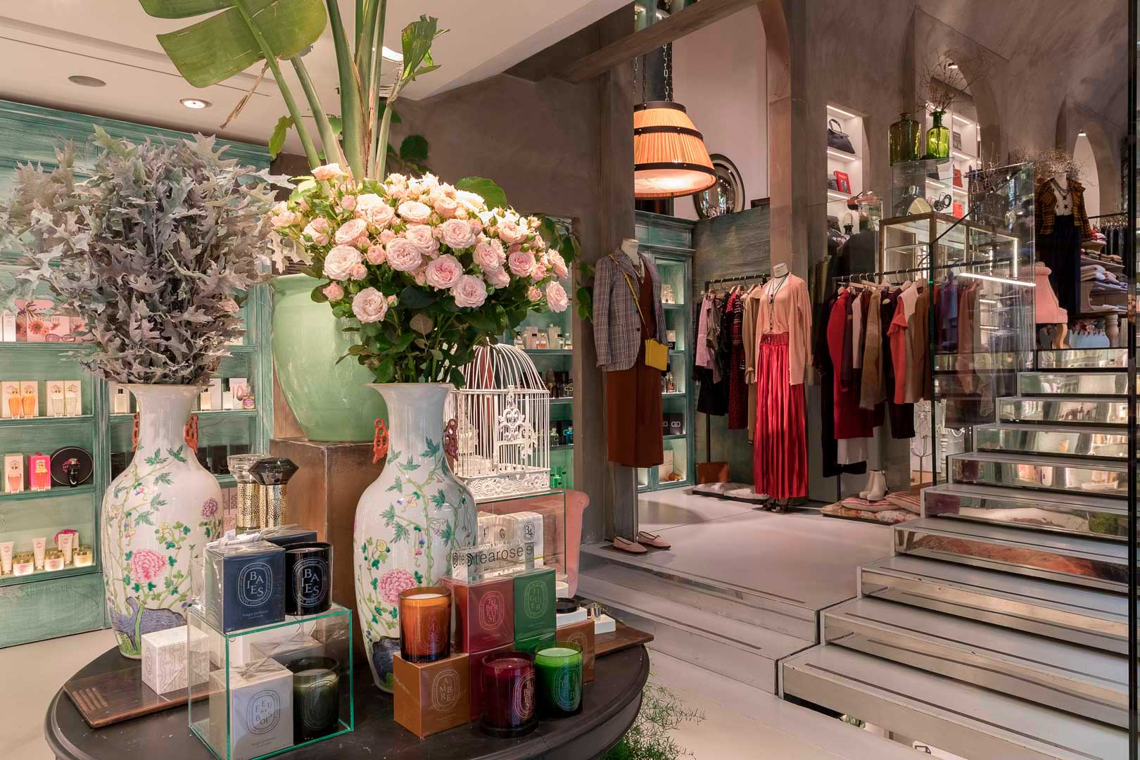 Negozi Di Design A Milano the 5 most beautiful rose shops in milan | flawless milano