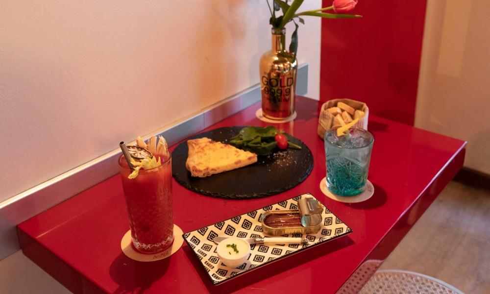 La nuova drink list del TIBI: cocktail epici e twist nipponici