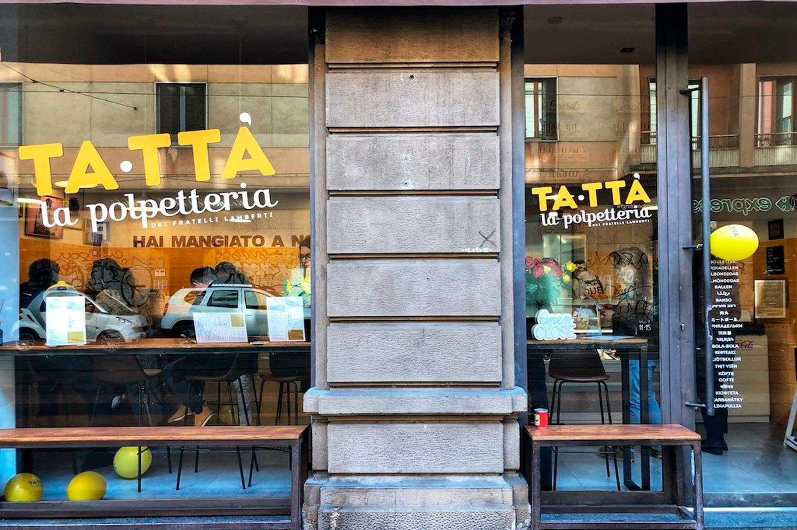 Ta-ttà La Polpetteria - Milano