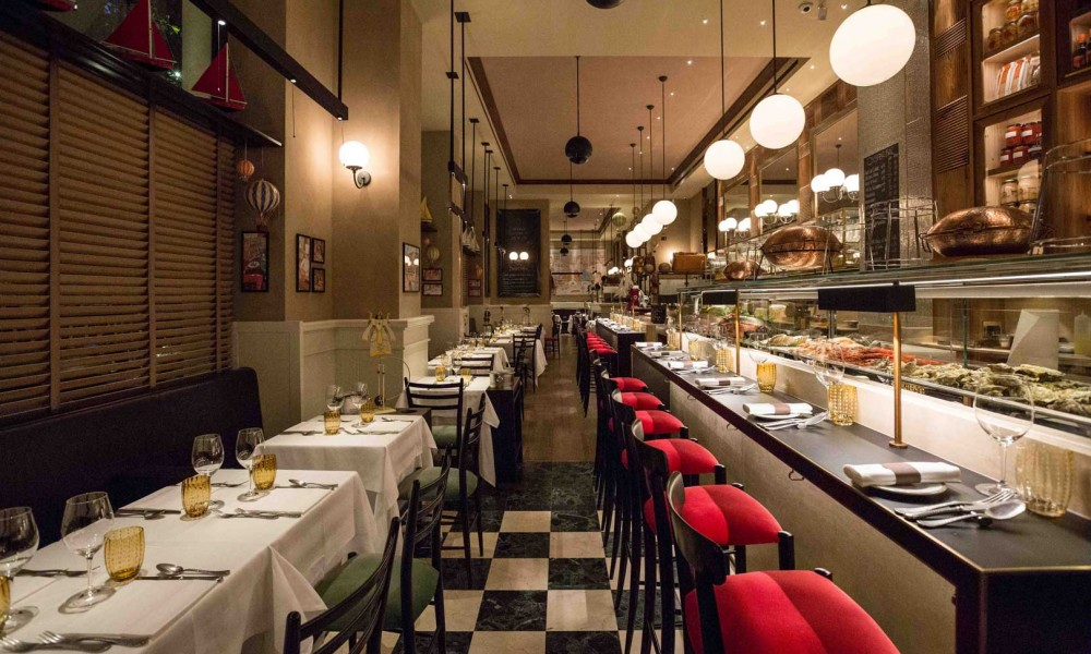 5 seafood bistros to try in Milan