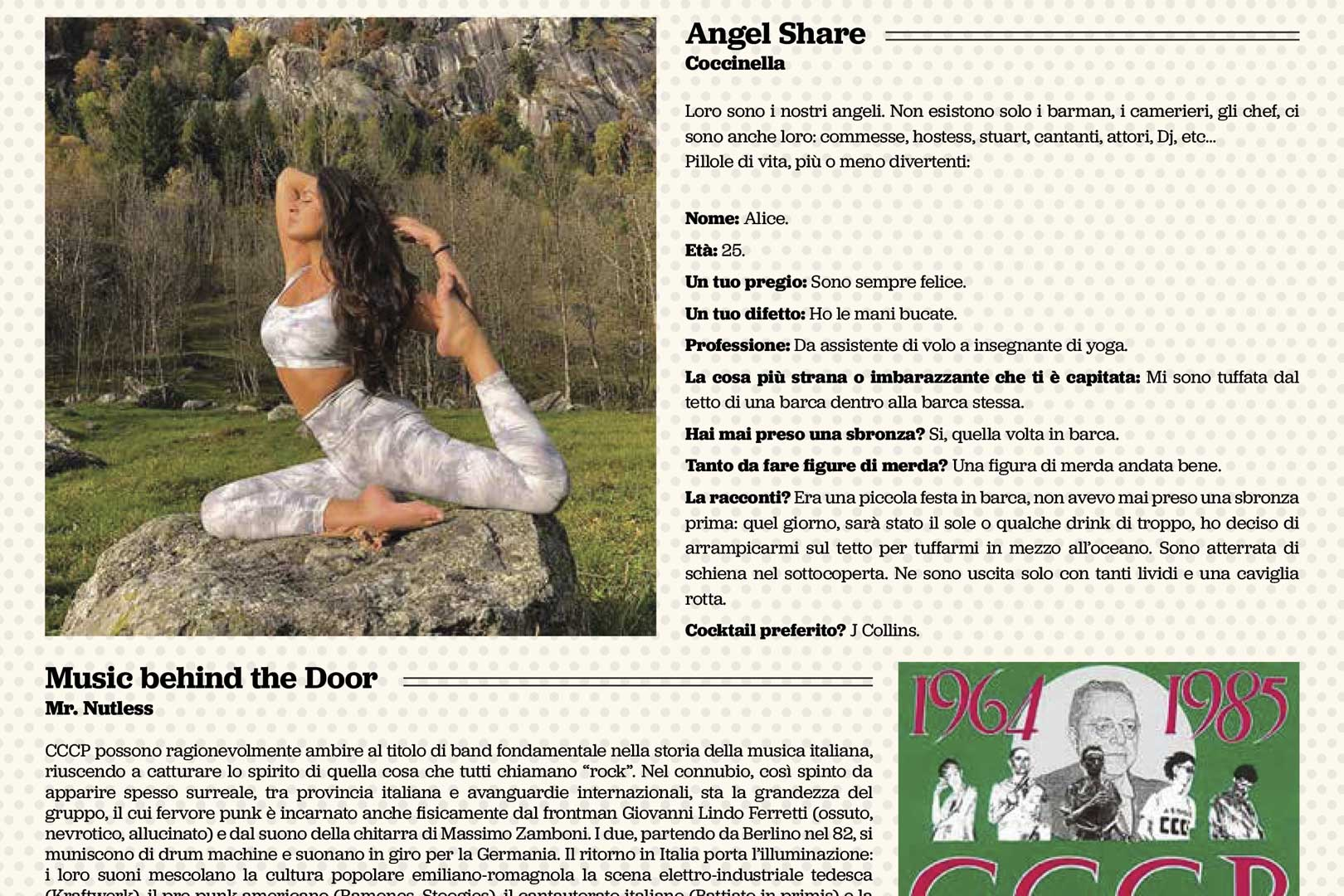 the-backdoor43-magazine-personaggio
