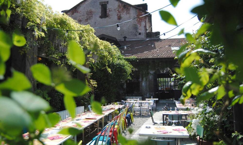 The best outdoor brunches in Milan