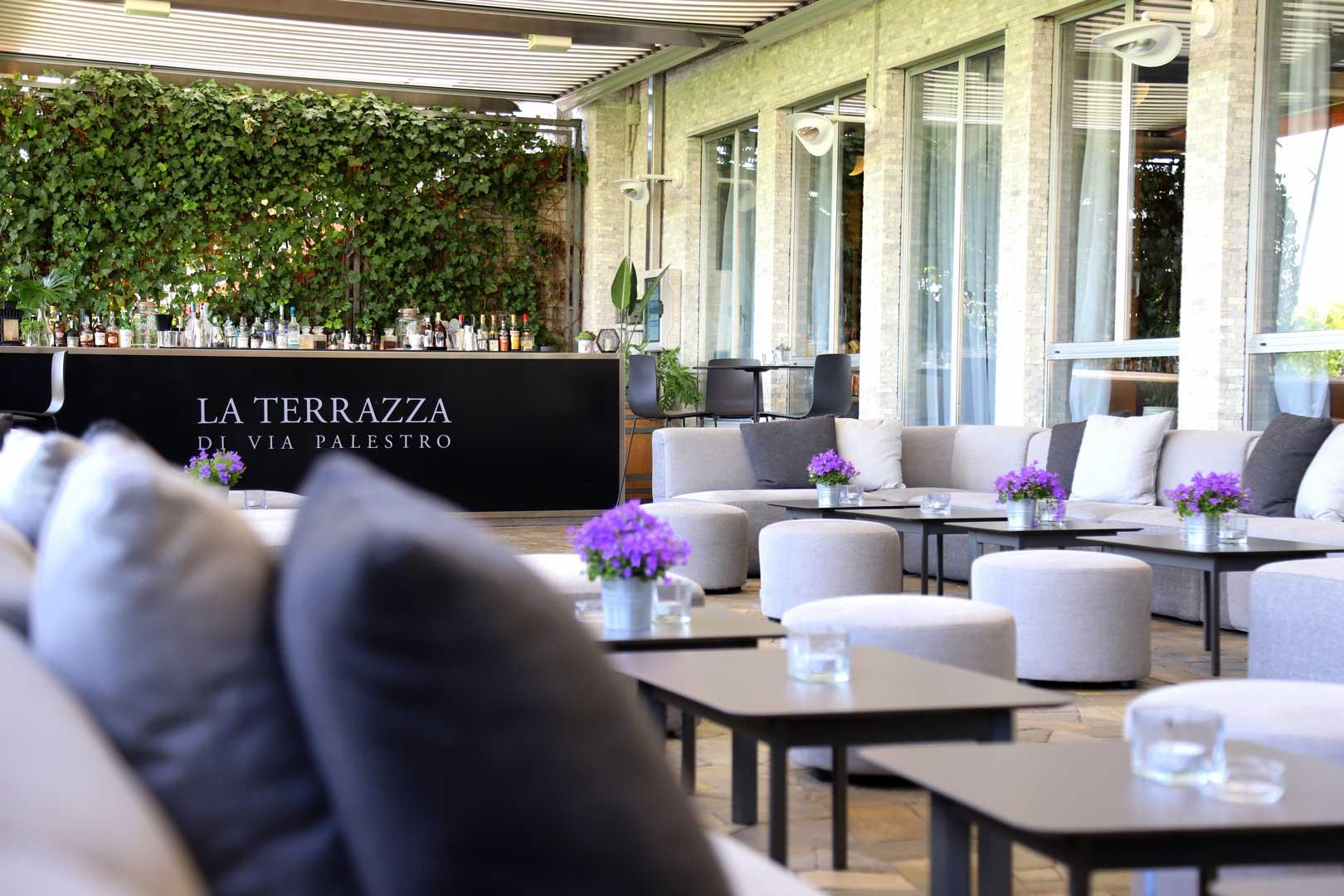 Terrazza Palestro - Milano