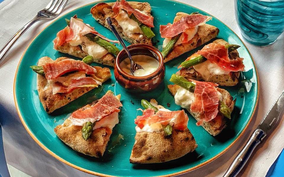 14 Grani Pizza Experience