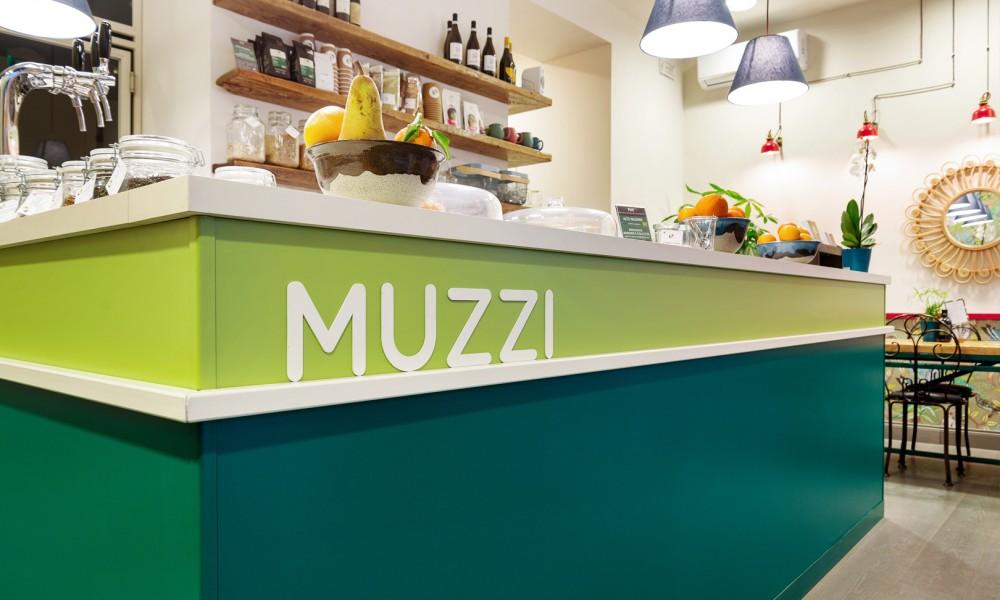 Muzzi Breakfast & Salad Bar - Milano