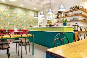 Muzzi Breakfast & Salad Bar - Milano