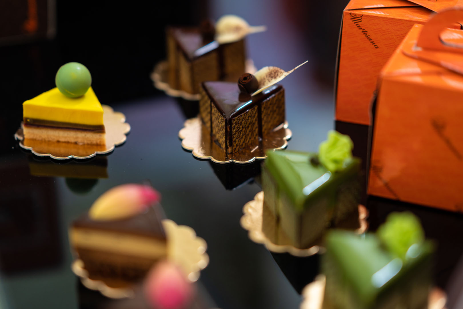 Sweety of Milano chocolate 2019