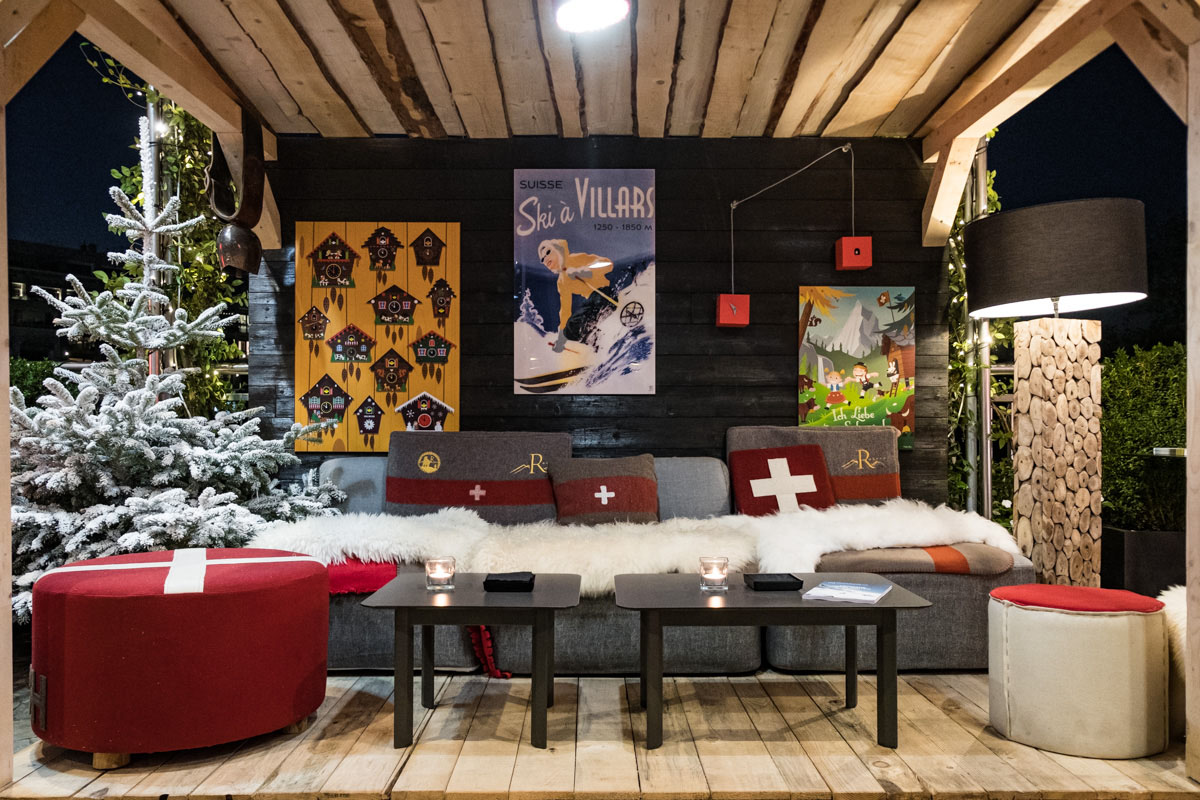 Swiss Winter Lounge 2019