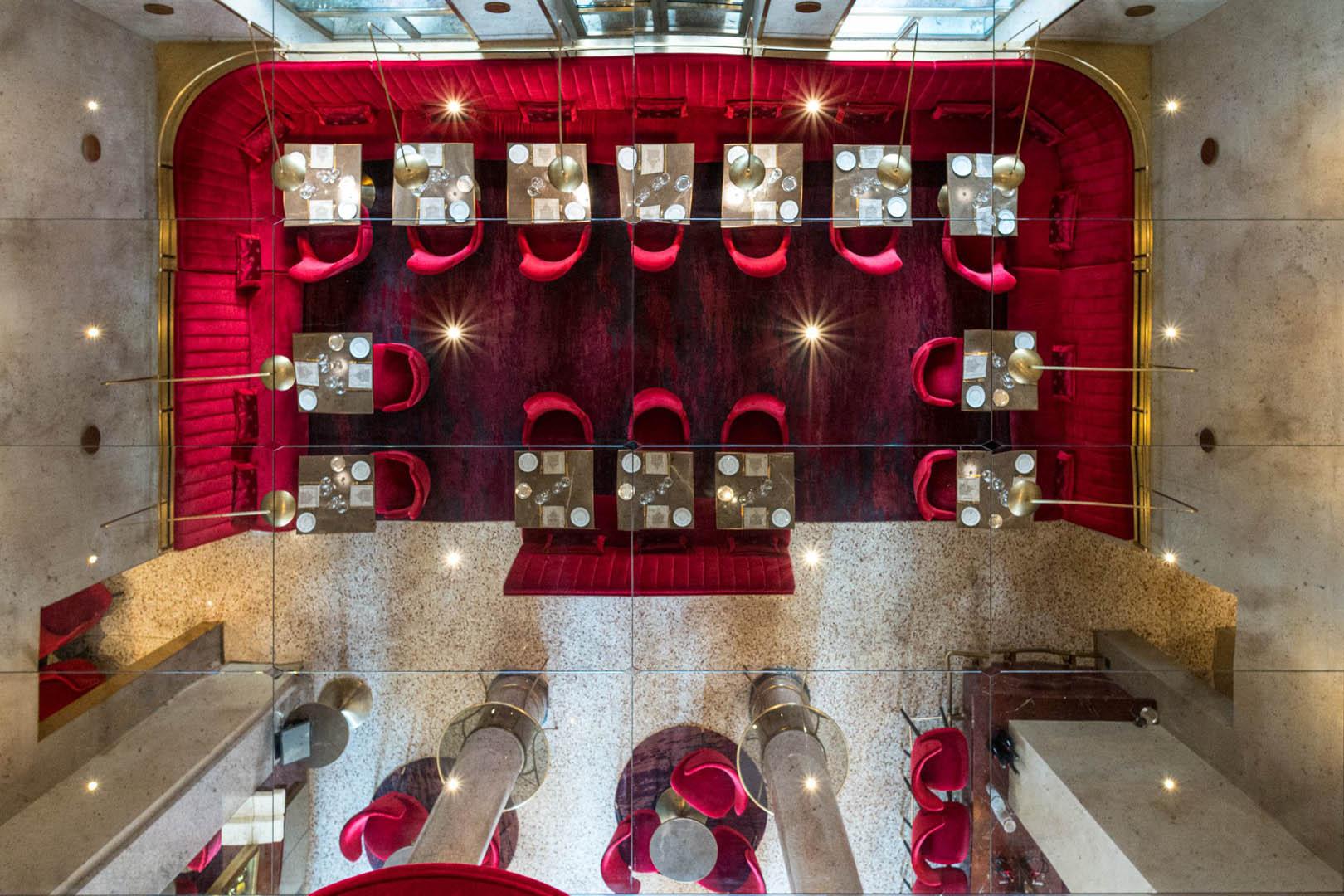 Ristorante Teatro Alla Scala Il Foyer