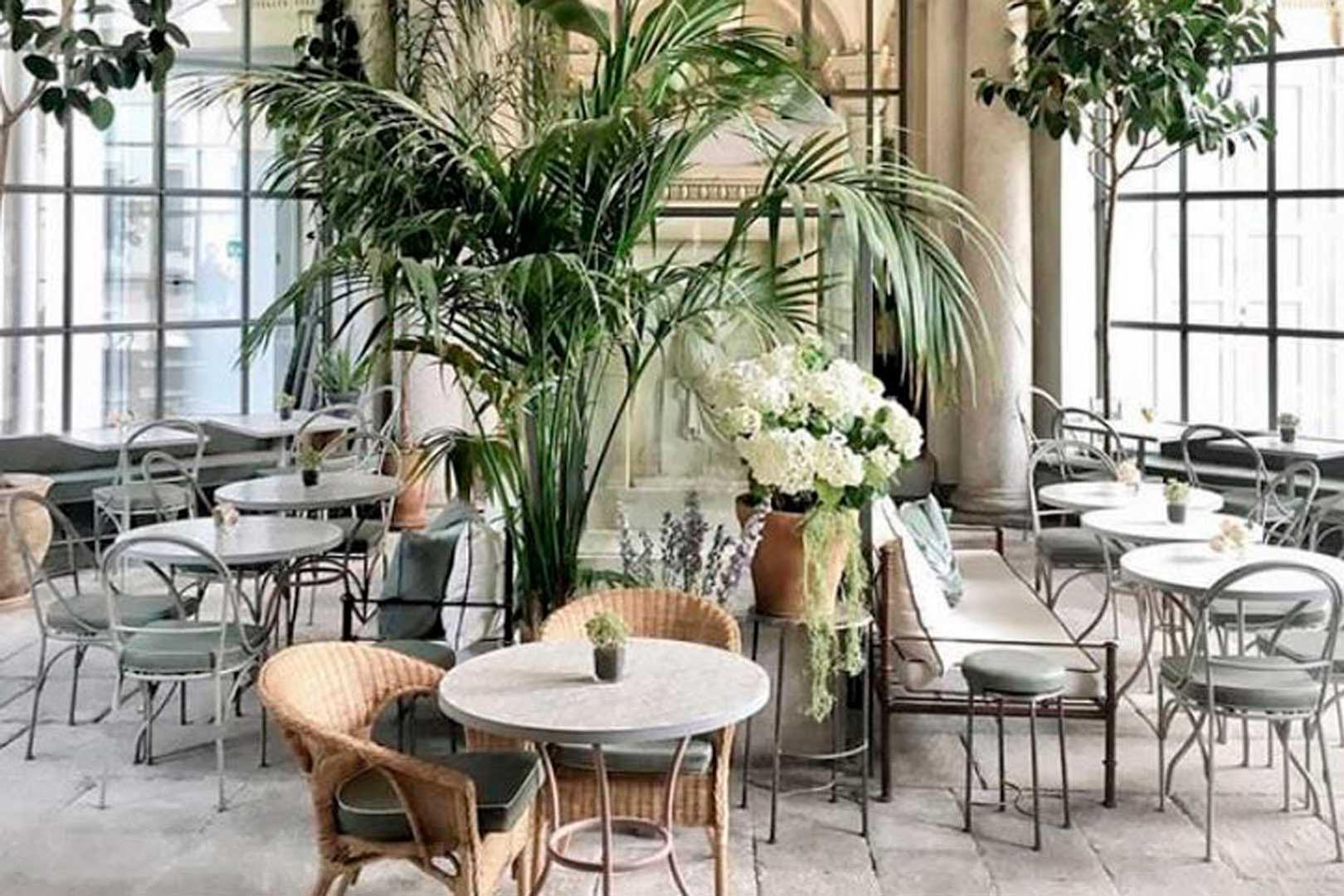 I 10 bistrot piu romantici di Milano
