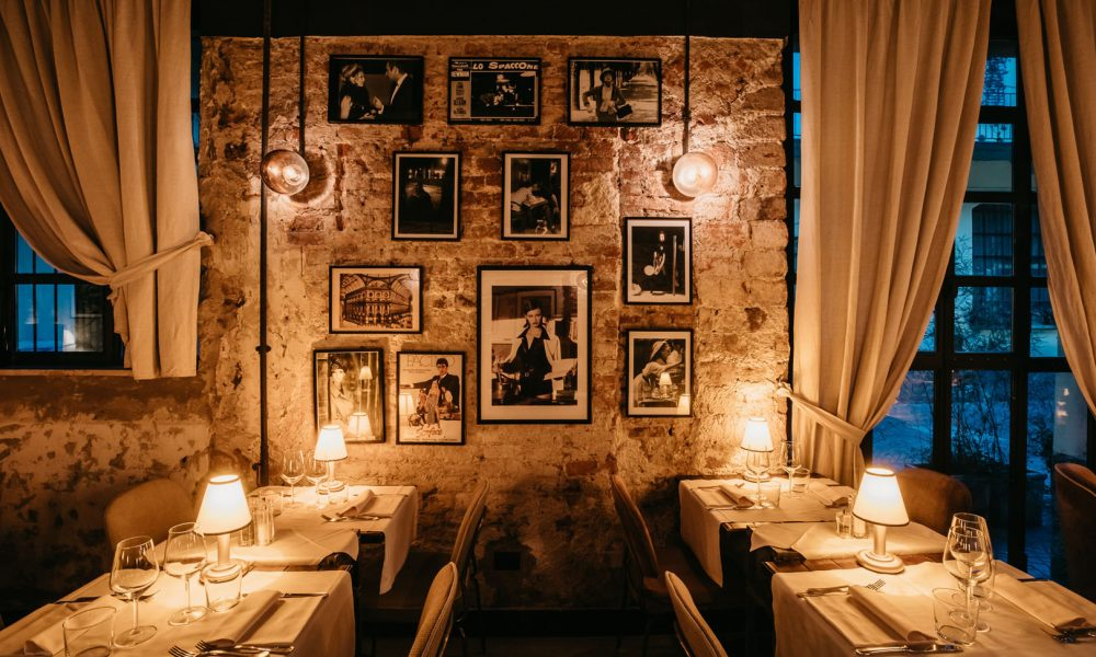 The 10 most romantic bistros in Milan