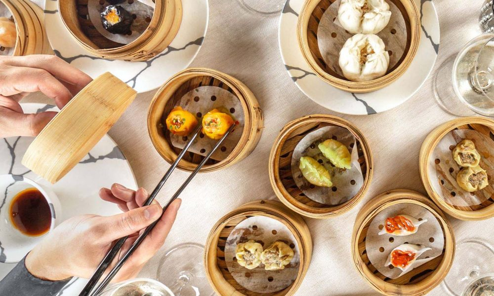 The best dim sum in Milan