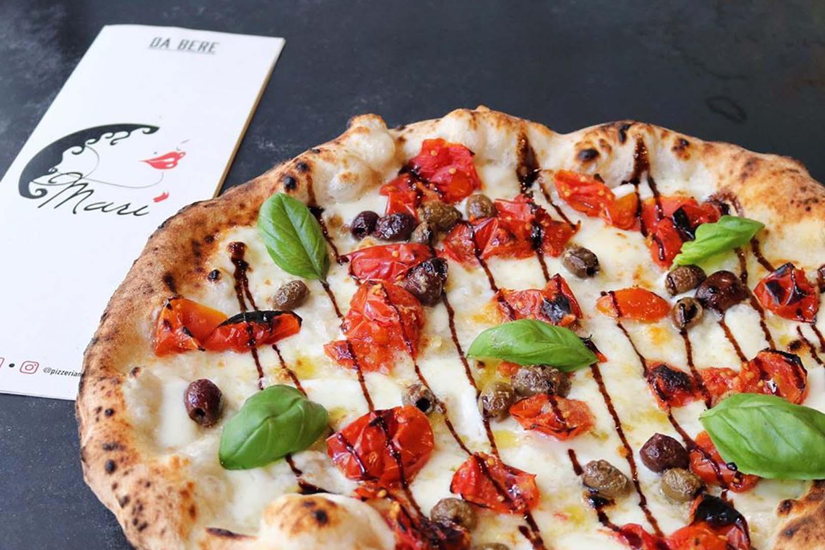 Le migliori pizzerie di Milano