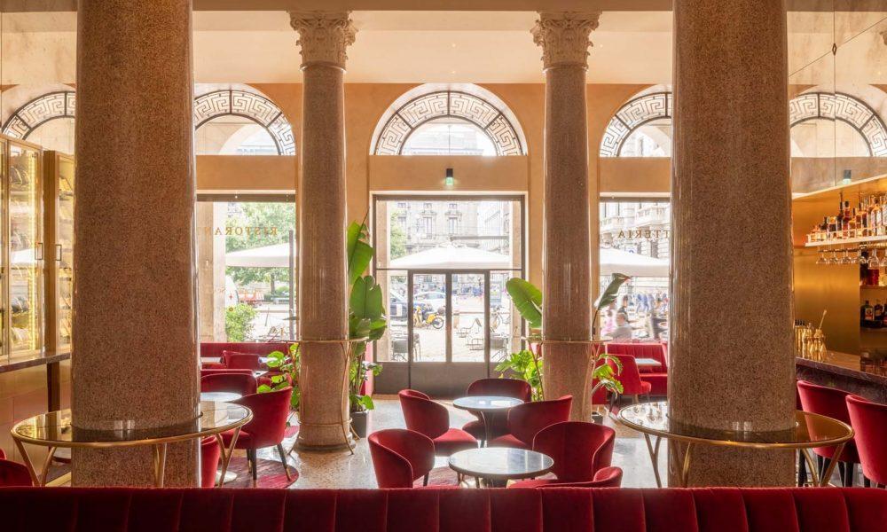 Ristorante Teatro alla Scala – Il Foyer