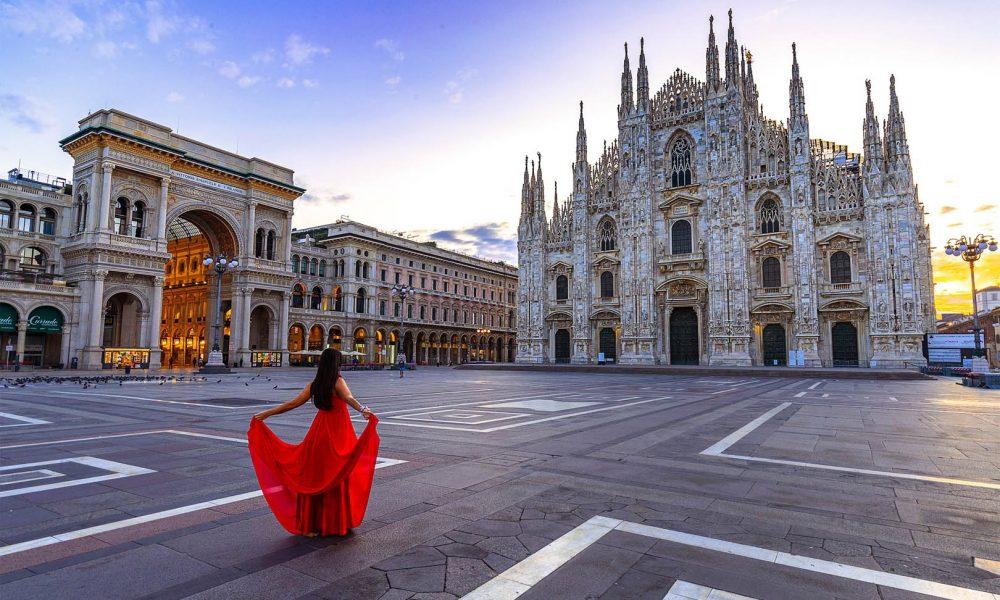 Women of Milano