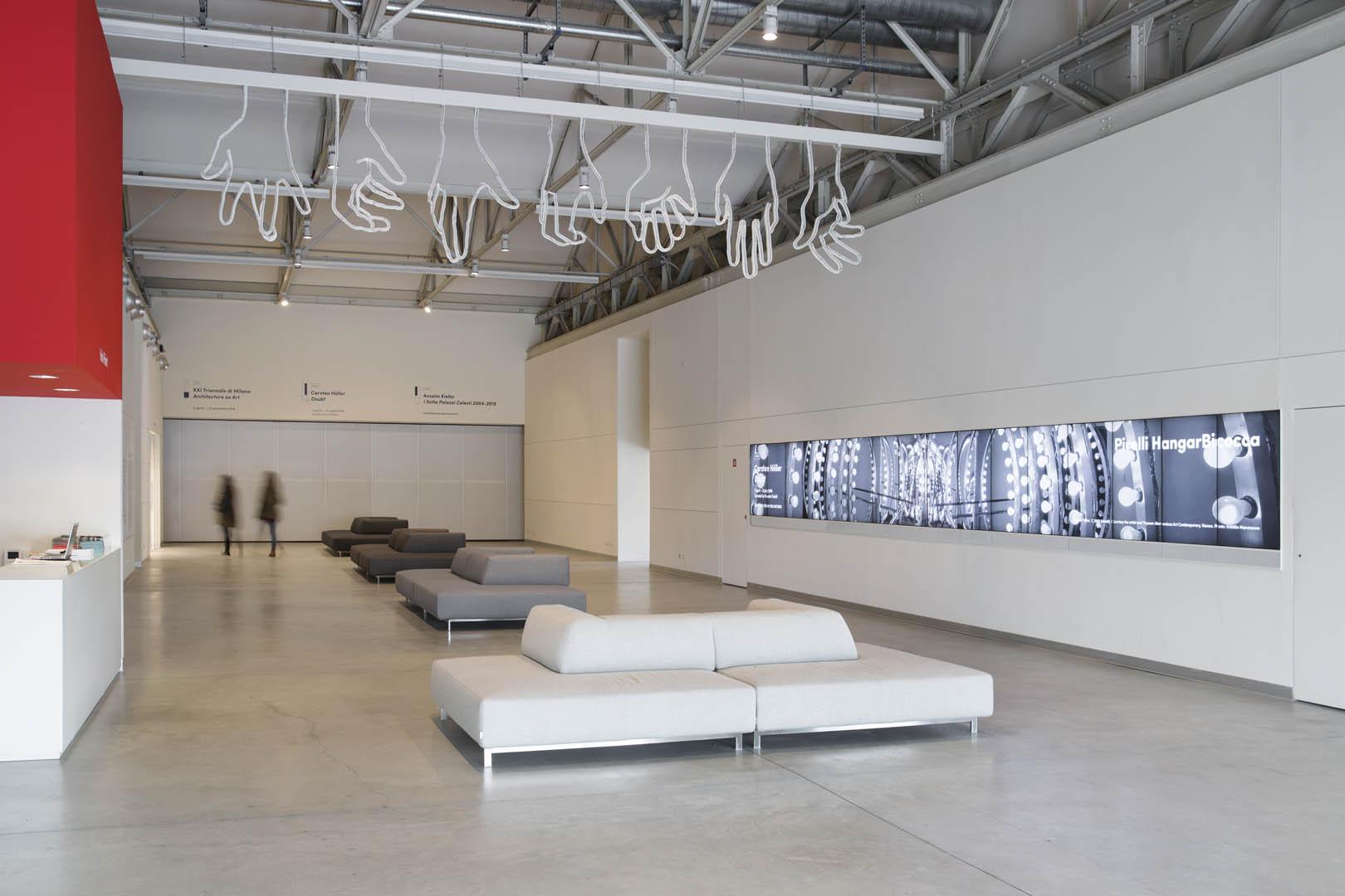 Fondazione Pirelli HangarBicocca
