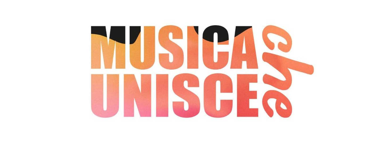 TOGETHER WE CAN la musica che unisce i nostri cuori