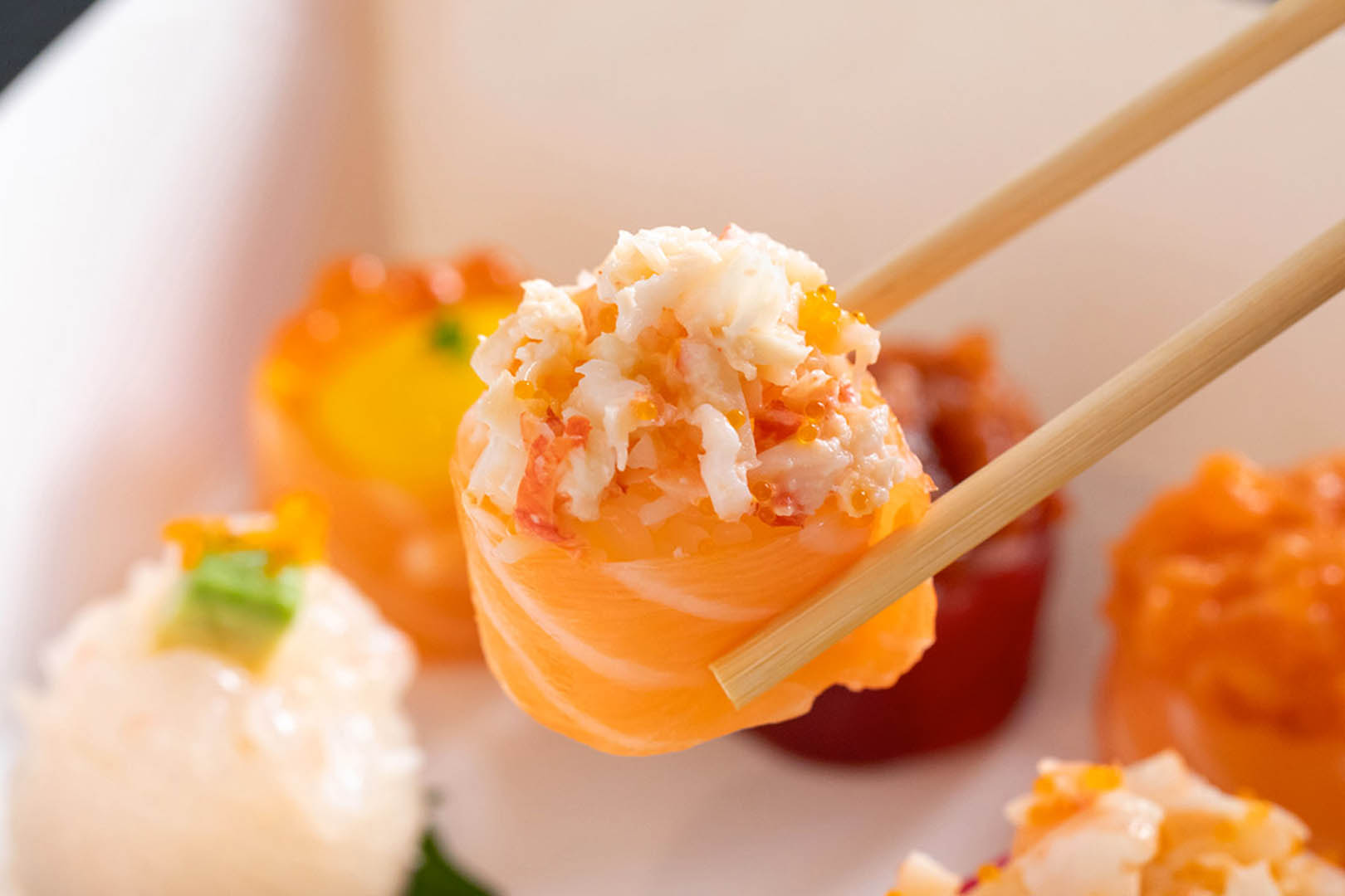 10 migliori sushi a milano in delivery