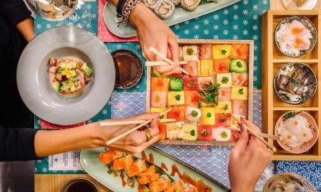 I migliori sushi a milano in delivery