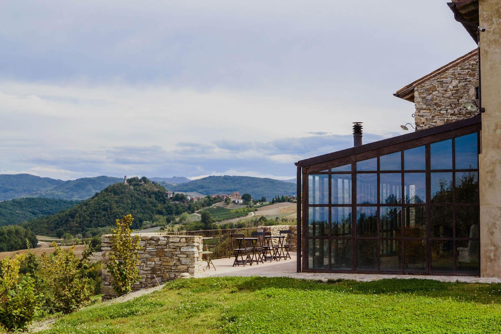 Weekend fuori porta in Oltrepò tra natura, relax, borghi e buon vino