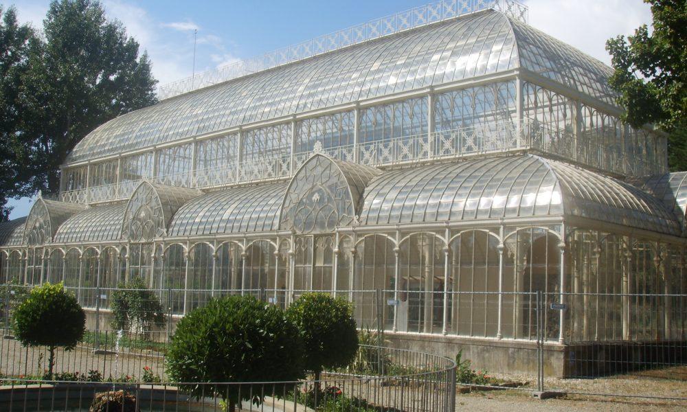 The Horticulture Garden