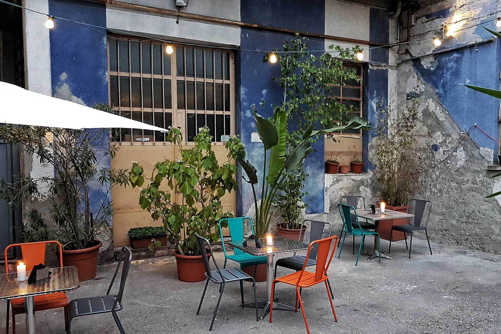 I Migliori Bar con Dehors di Milano