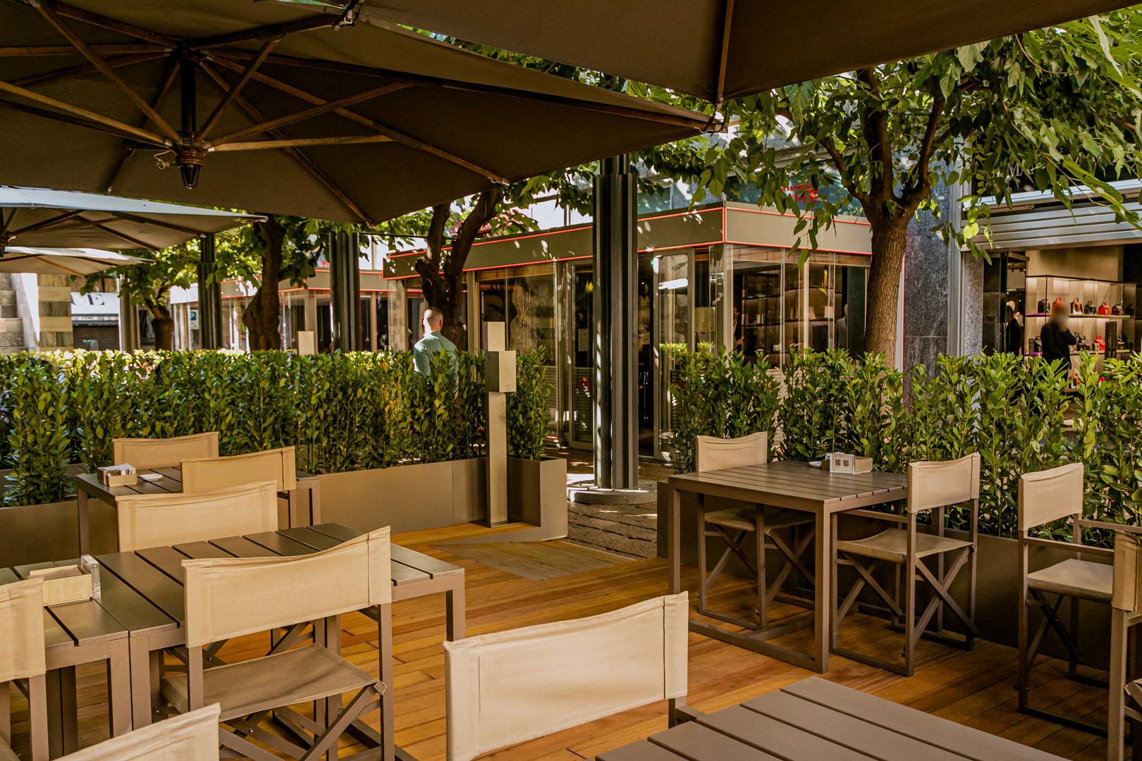 I migliori ristoranti con giardino di Milano