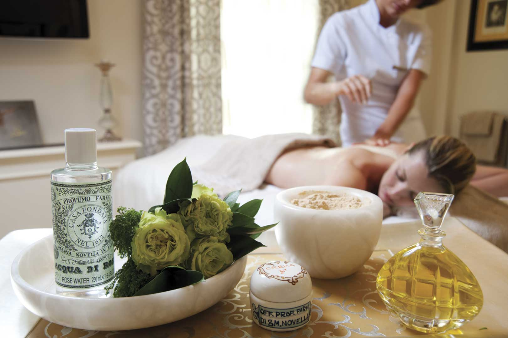 The Spa At Four Seasons Hotel Firenze Flawless Life The Lifestyle Guide