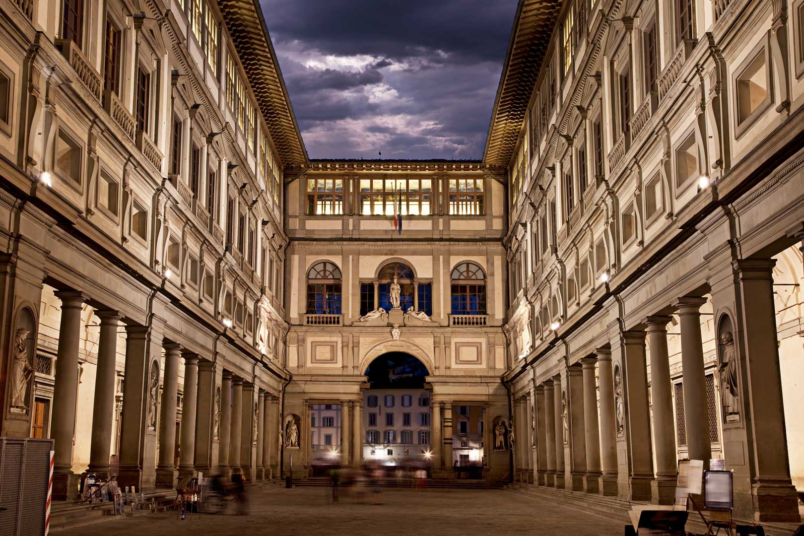 The Uffizi Galleries