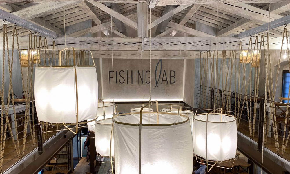 Fishing Lab sbarca a Pietrasanta