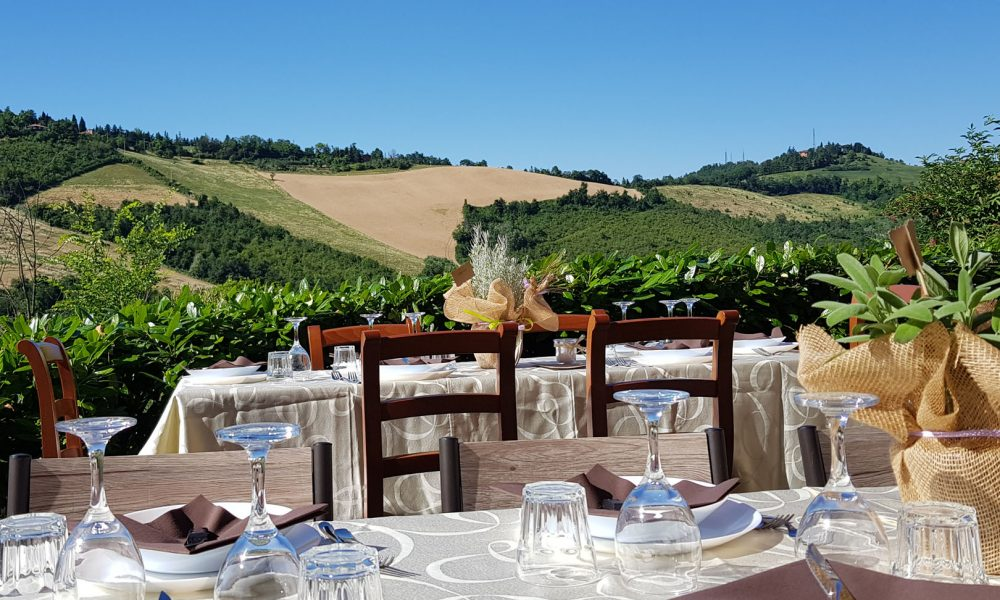Mangiare sui Colli Bolognesi