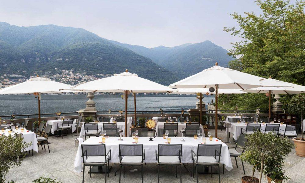 Il Mandarin Oriental, Lago di Como Accoglie Langosteria Lago di Como