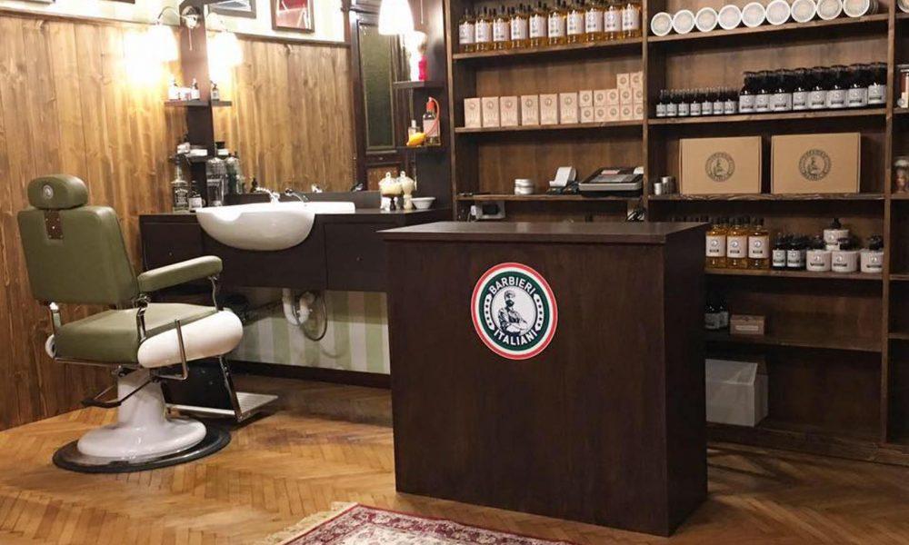 Barber Shop di Dino Candelà