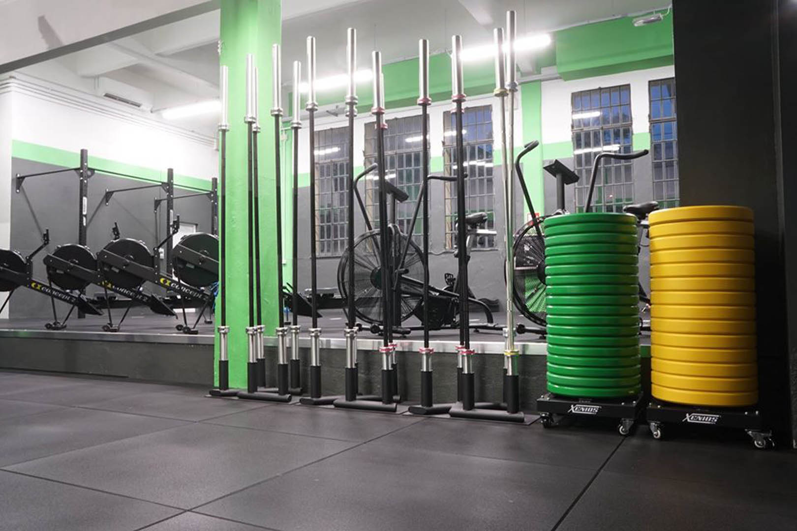 CrossFit 2 Torri