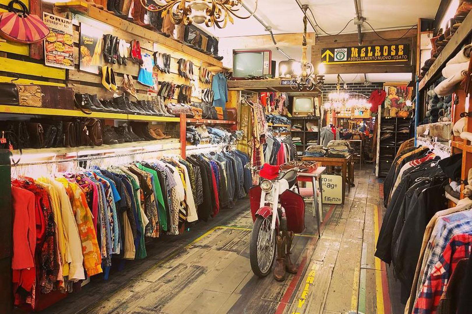 I Migliori Negozi Vintage di Firenze