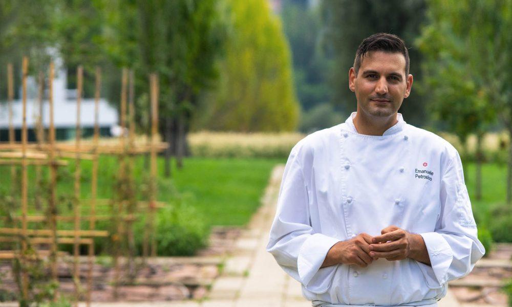 Emanuele Petrosino, Executive Chef del Bianca sul Lago di Annone