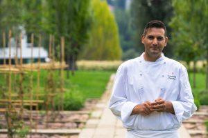 Emanuele Petrosino Executive Chef del Bianca sul Lago di Annone