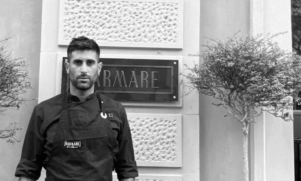 Marco Della Pietra, Executive Chef di Barmare a Milano