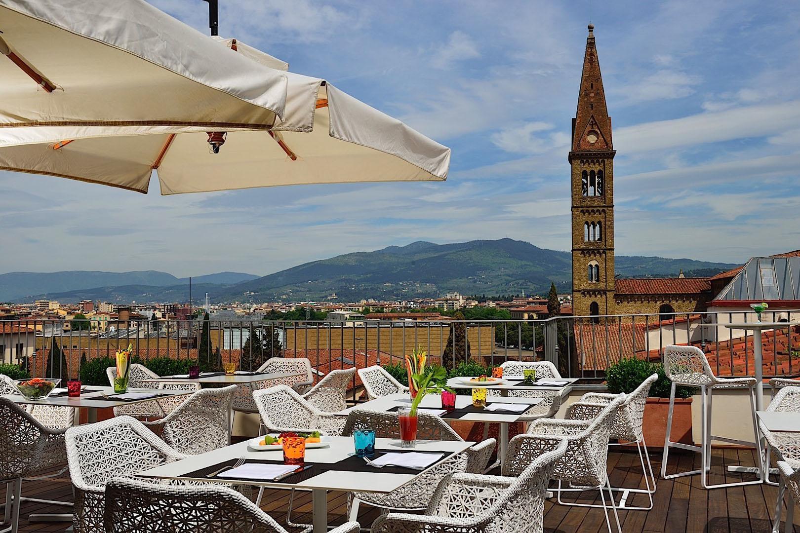 Le Migliori Terrazze di Firenze