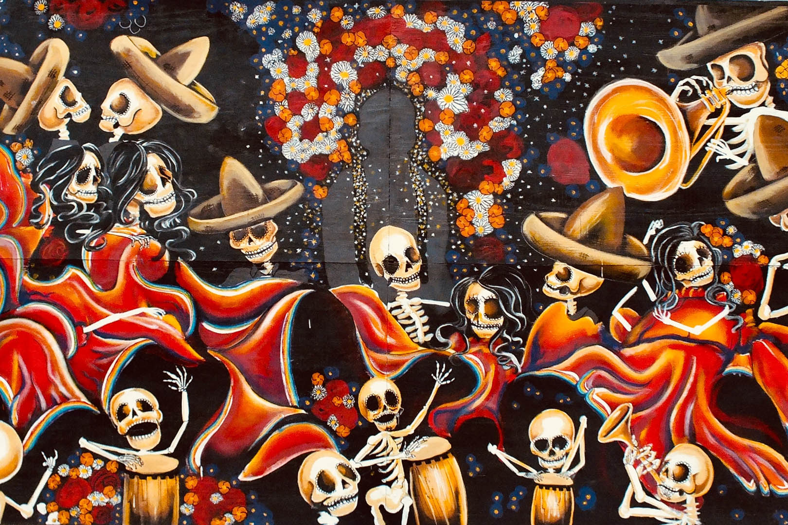 Halloween e Dia de Muertos Storia Miti e Curiosita di Due Festivita Spesso Confuse