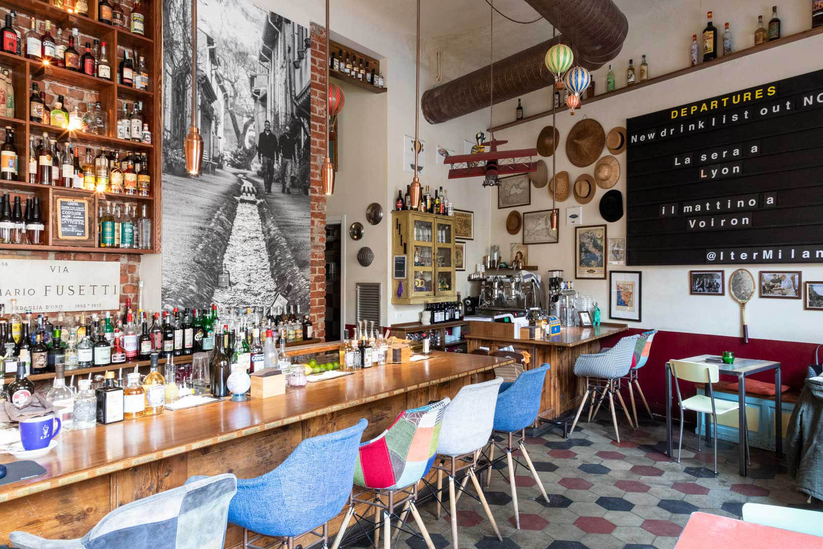 I Migliori Cocktail Bar Zona Navigli