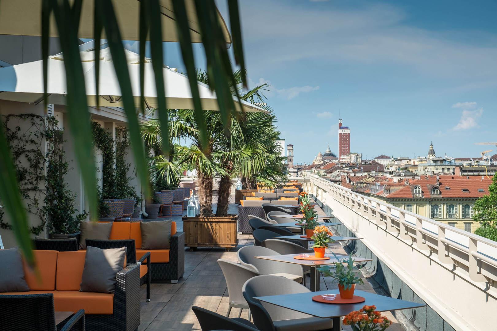 I Panini della Rinascita al Turin Palace Hotel