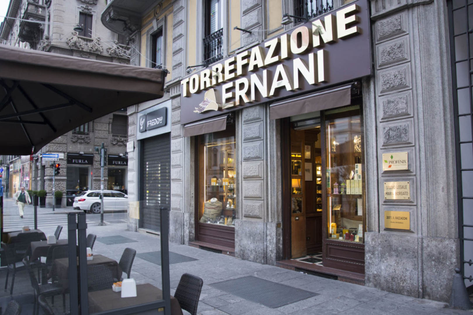 Oro Nero a Milano Dove Bere i Migliori Caffe della Citta