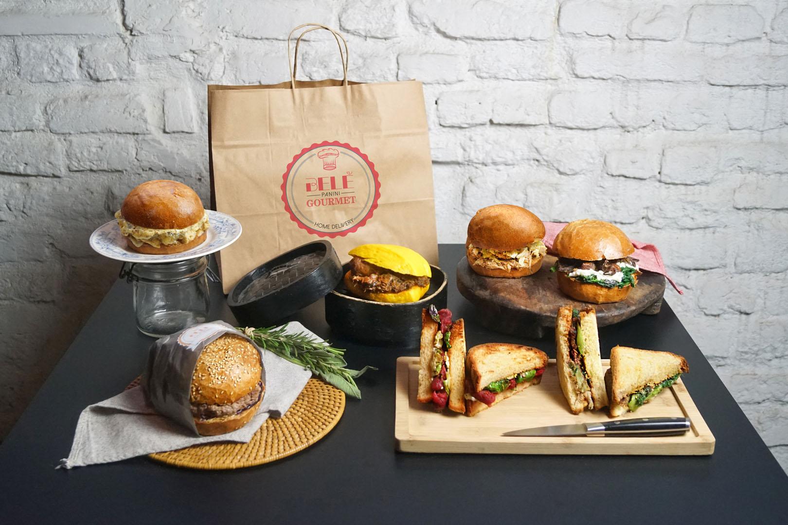 Hamburger Delivery Milano