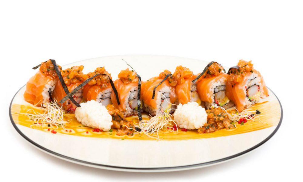 I Migliori Sushi a Firenze con Consegna a Domicilio