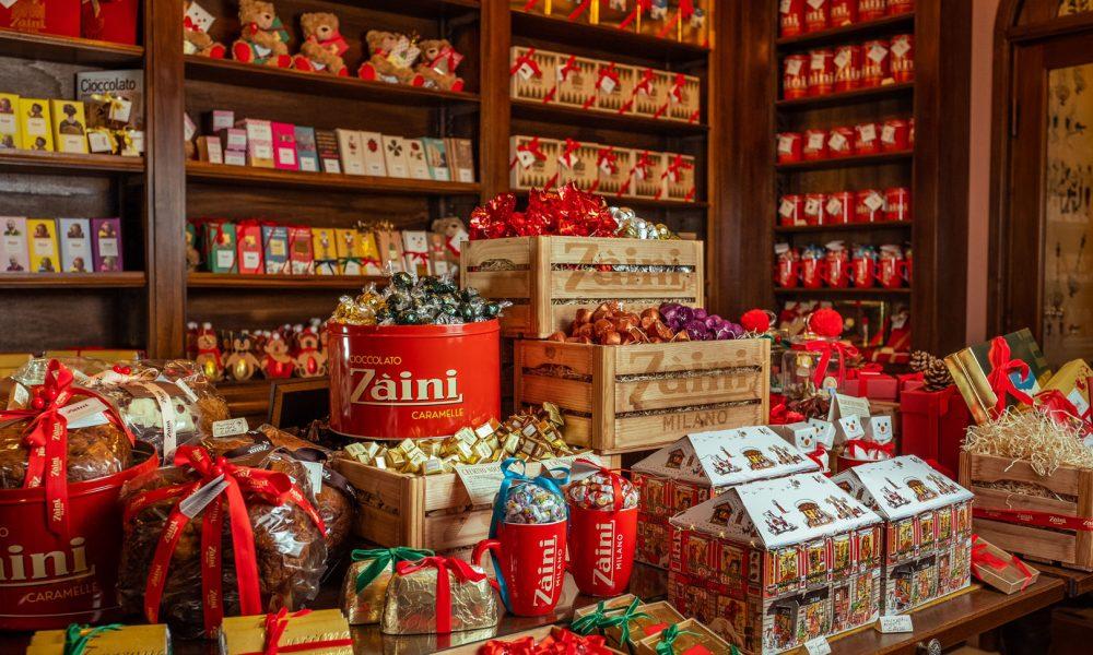 L'Autentica Atmosfera di Natale da Zàini Milano