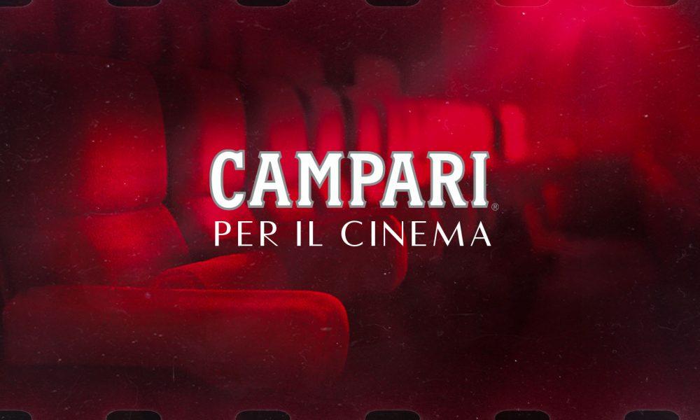 Aggiungi un Posto al Cinema con Campari #PerIlCinema