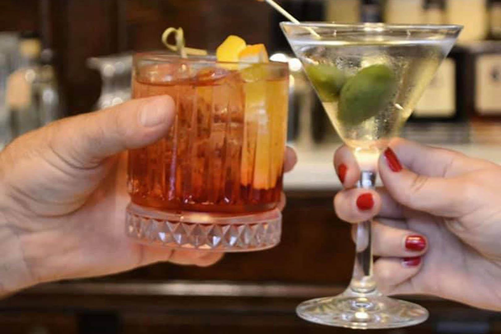 Cocktail a Milano con Consegna a Domicilio
