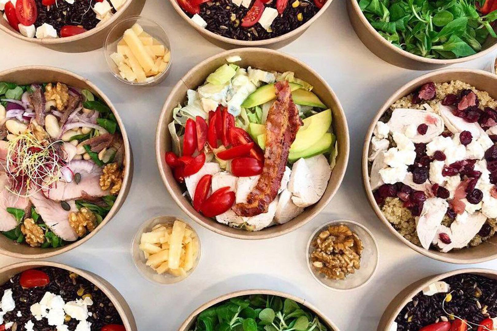 Healthy Food Milano Consegna a Domicilio